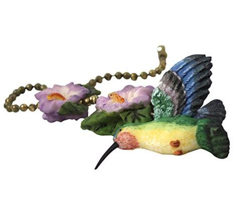 hummingbird fan pull chains polystone hummingbird fan pull food industry mag