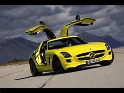 Mercedes-Benz SLS AMG Ecell