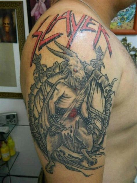 slayer tattoo bad slayer www pixshark images galleries