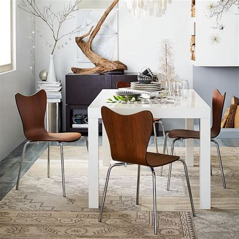 west elm dining room table parsons dining table rectangle west elm