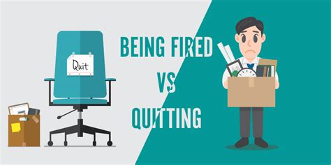 the onin is it better to quit or get fired