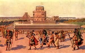 Maya civilisation leaves a great cultural legacy behind