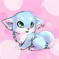 Cute Anime Puppy Drawings