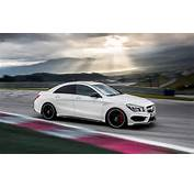 2014 Mercedes Benz CLA45 AMG Best Car To Buy Nominee