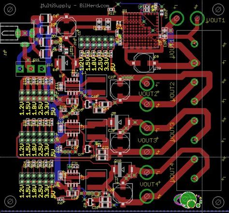pcb layout design using cad software computer aided design cad software herdware com