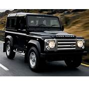 Car Model List The 2011 Land Rover Defender
