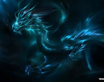 Cool Wallpapers for Desktop HD Blue Dragon