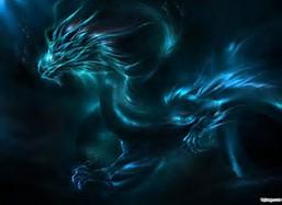 Epic Blue Dragon