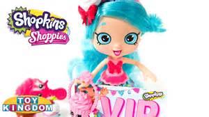 Shopkins shoppies jessicake doll review toy kingdom
