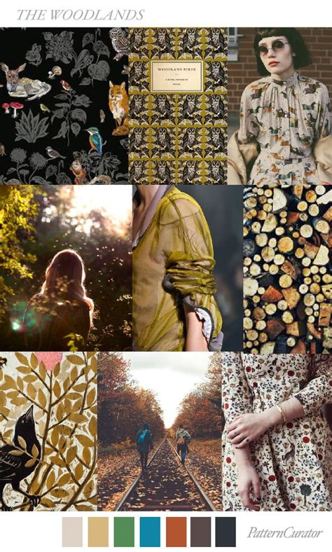 the woodlands by patterncurator the woodlands