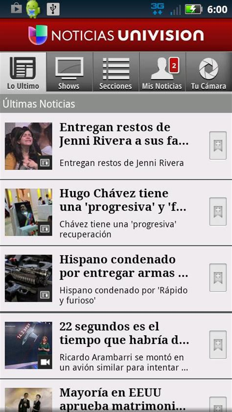 google noticias noticias univision android apps on google play
