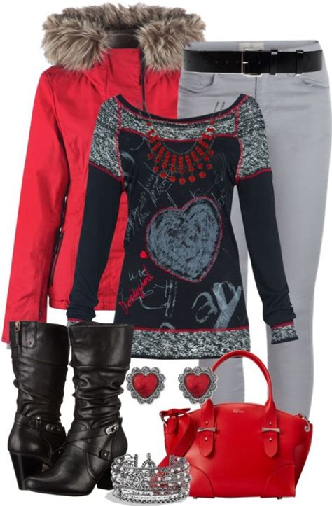 great ideas  valentines day outfits  polyvore
