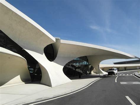 John Kennedy by Twa Flight Center Eero Saarinen New York United