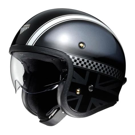 Helm Shoei Jo Shoei Jo Open Helmet Hawker Tc 5