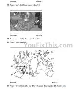 caterpillar 216 226 228 repair manual s n 4nz 5fz 6bz