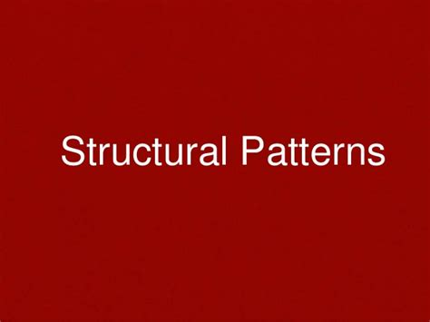 design pattern video lectures design pattern lecture 3