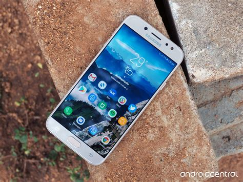 samsung j7 review samsung galaxy j7 pro review finally on the right path android central