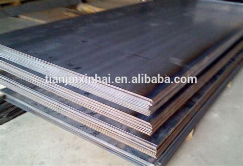 stalen plaat achter kachel zacht staal platen warmgewalst zwarte ijzeren plaat stalen