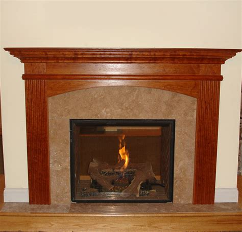 Gas Fireplace Mantel Surrounds by Gas Fireplace Inserts New Style For 2016 2017