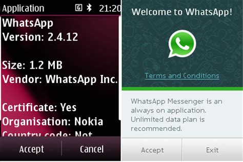 Tutorial Whatsapp S40 | smartphone weave whatsapp for nokia s40 devices updated