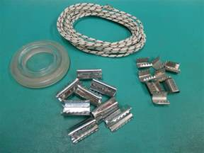 Patio Umbrella Ring 1 New Patio Outside Deck Umbrella Replacement Repair Kit Cord String Ring Ebay