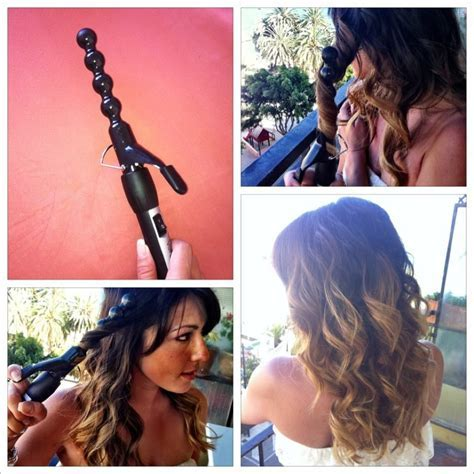 MikaDoesMakeup.com   The Bubble wand curling iron ? for