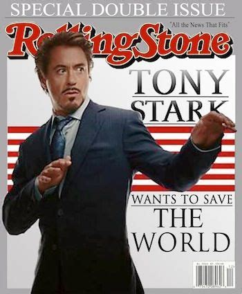 elon musk rolling stone tony stark on the cover of rolling stone current net