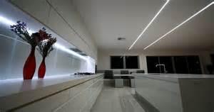 led strips in een keuken led strips led