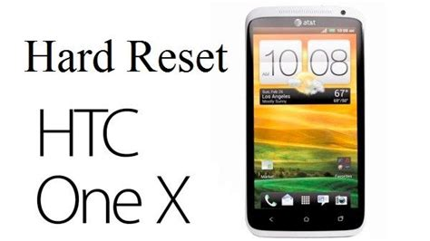 reset htc online hard reset htc one x restart or factory reset device boom
