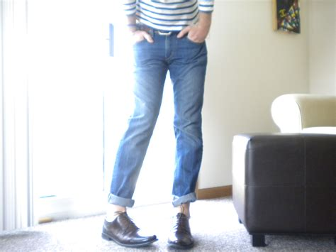 boat shoes jeans no socks the pegged jeans and no socks the haute man