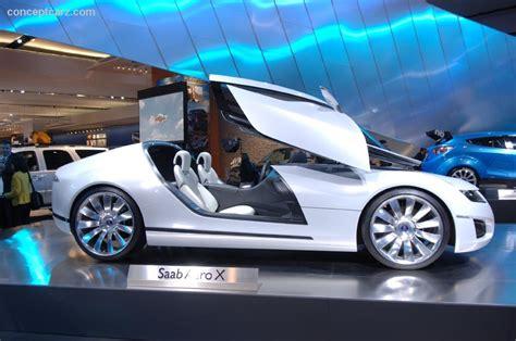 Saab Aero X by 2006 Saab Aero X Concept Conceptcarz