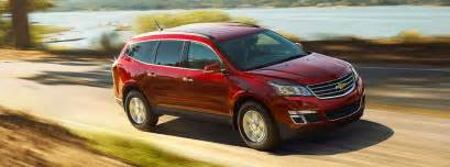 Cadillac Traverse Comparison Chevrolet Traverse Suv 2015 Vs Cadillac