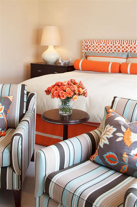orange and blue home decor grey and orange for the home pinterest orange