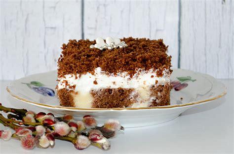 Puding Dolgulu Kek Poke Kek | tarifler
