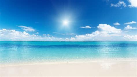 imagenes para fondo de pantalla verano nubes sol y lluvia fondos de pantalla azul mar verano foto