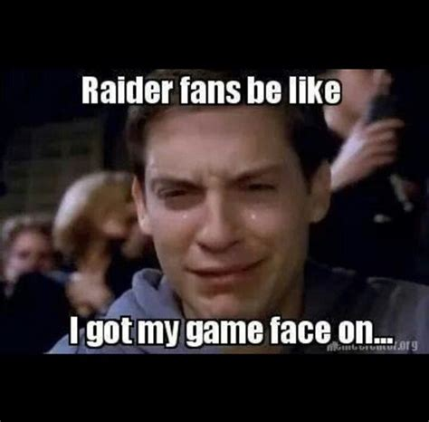 Fridge Raider Meme - oakland raiders memes top 100 raiders memes on the internet