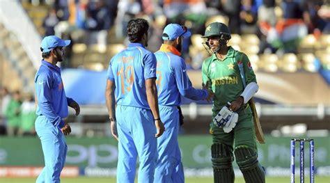 india vs pakistan india vs pakistan cricket match chions trophy