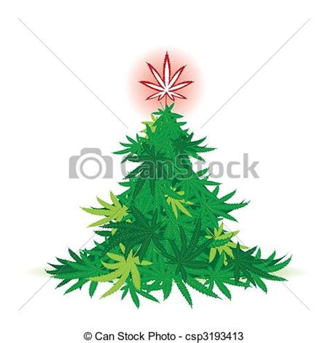 Cannabis leaf stock illustration royalty free illustrations stock