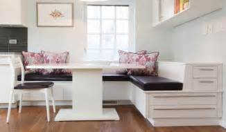 Kitchen Nook Table by Kitchen Amp Dining Banquette Seating From Bistro Into Your