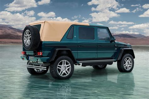 feelfreeartz check out the mercedes maybach g650 landaulet