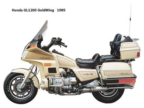 honda gl honda goldwing aspencade 1200 car interior design