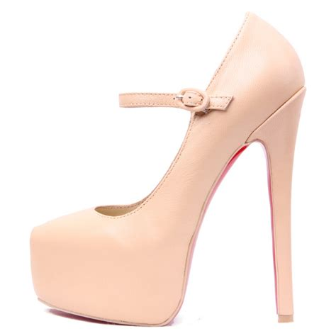 light pink pump heels light pink 160mm daffodile leather pump sheinside com