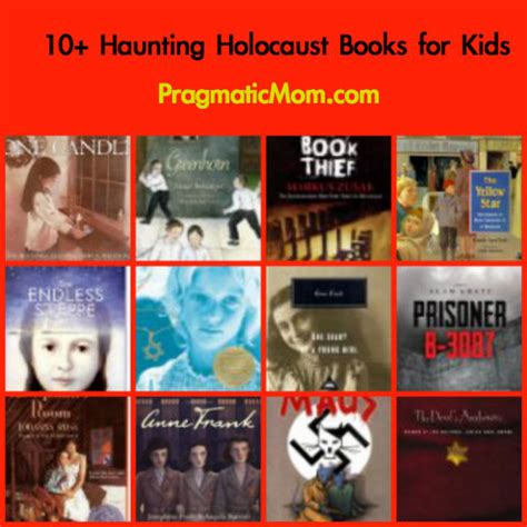 picture books about the holocaust 39 haunting holocaust books for pragmaticmom
