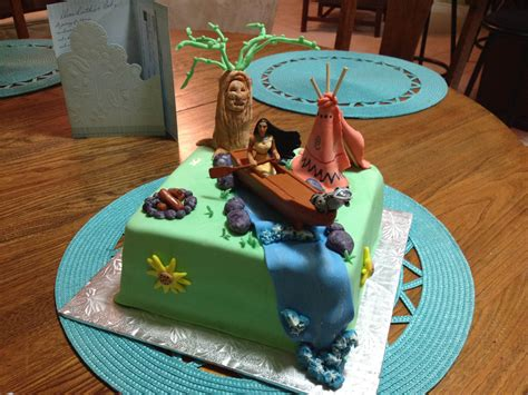 Pocahontas Decorations by Pocahontas Birthday Cake Cake Ideas And Designs