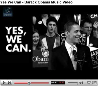 yes we can biography barack obama summary the malaysian life web barack obama 2 0
