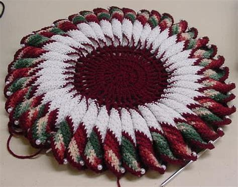 Free Crochet Doily Patterns For Christmas