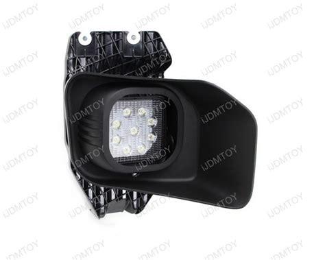ford f 250 led fog lights ford f250 f350 f450 super duty 27w high power led fog