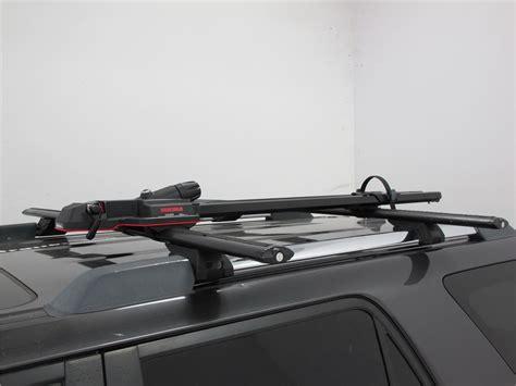 yakima highspeed roof bike rack fork mount cl on