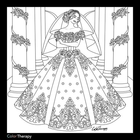 dress coloring pages 308 best fashion coloring pages for adults images on