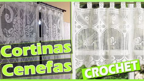 cortinas de ganchillo patrones gratis cortinas y cenefas con patrones tejidas a crochet